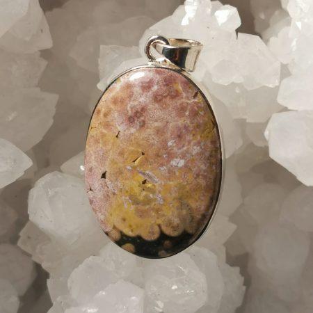 HQ Ocean Japser Healing Crystal by Mark Bajerski