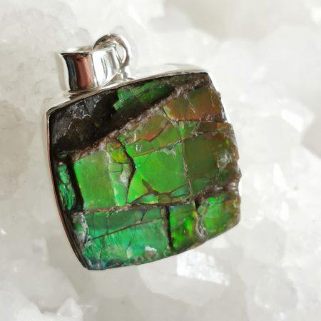 HQ Ammolite Healing Crystal