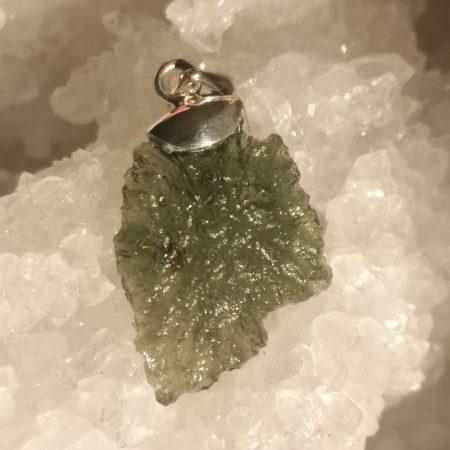 HQ Moldavite Grade A from Maly Chlum by Mark Bajerski 2.81 grams