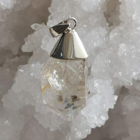 HQ Herkimer Diamond Healing Crystal by Mark Bajerski