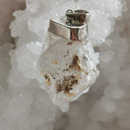 HQ Herkimer Diamond by Mark Bajerski