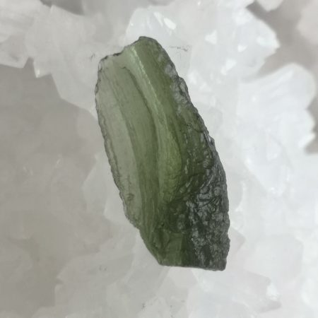 Moldavite Grade AA from Maly Chlum 3.35 grams