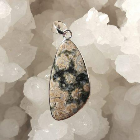HQ Ocean Jasper Healing Crystal by Mark Bajerski