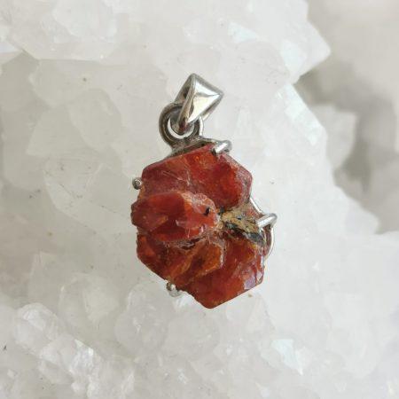HQ Vanadinite Healing Crystal by Mark Bajerski