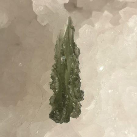 HQ Museum Grade AAA Moldavite Besednice Mark Bajerski 2.26 grams