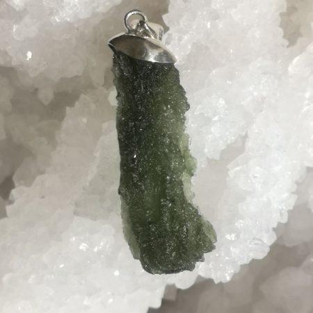 Moldavite Grade AA Maly Chlum by Mark Bajerski 8.29 grams