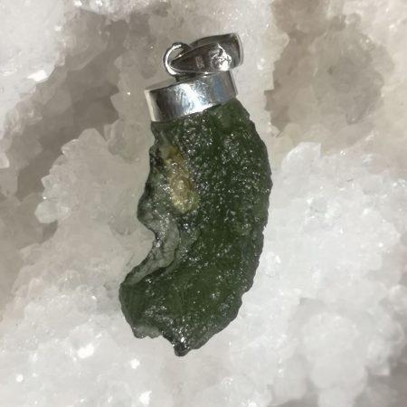 Moldavite Grade AA Maly Chlum by Mark Bajerski 8.39 grams