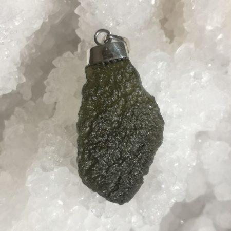 Moldavite Grade AA Maly Chlum by Mark Bajerski 7.37 grams