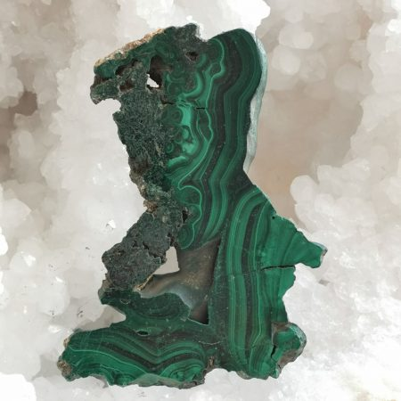 HQ Large Malachite Room Crystal