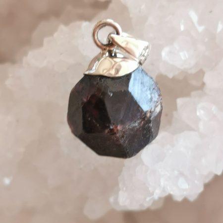 HQ Ruby Garnet Crystal by Mark Bajersk