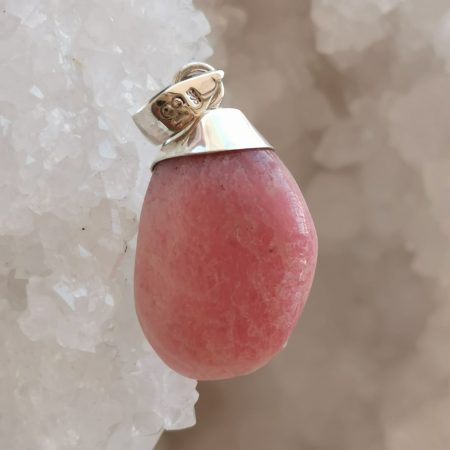 HQ Pink Petalite Healing Crystal by Mark Bajerski