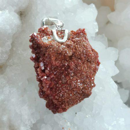 HQ Vanadanite Healing Crystal by Mark Bajerski