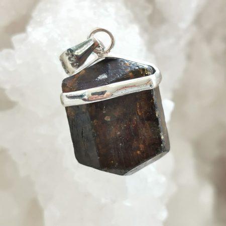HQ Dravite Tourmaline Healing Crystal by Mark Bajerski