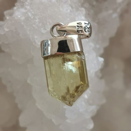 HQ Fluorapatite Healing Crystal by Mark Bajerski