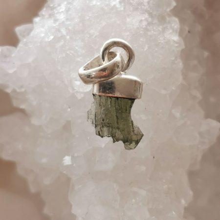 HQ Petite Moldavite Healing Crystal by Mark Bajerski