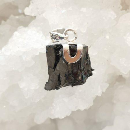 HQ Shungite Healing Crystal by Mark Bajerski