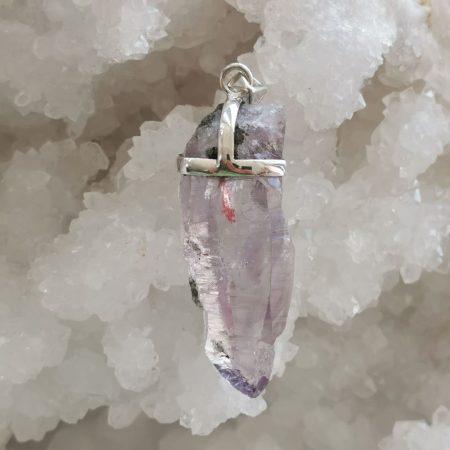 HQ Vera Cruz Healing Crystal Pendant by Mark Bajerski
