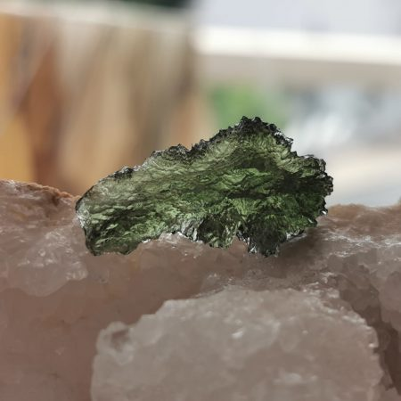 HQ Moldavite AAA from Maly Chlum by Mark Bajerski