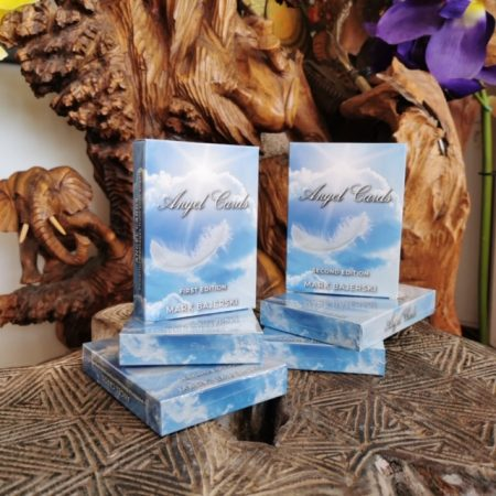 Angel Cards First & Second Edition by Mark Bajerski 3 sets