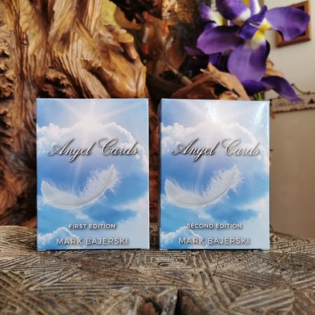 Angel Cards First & Second Edition by Mark Bajerski