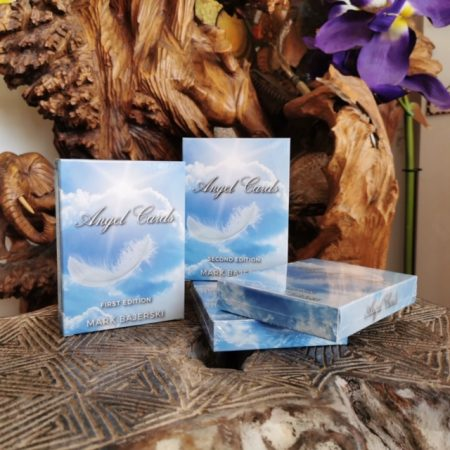 Angel Cards First & Second Edition by Mark Bajerski 2 sets