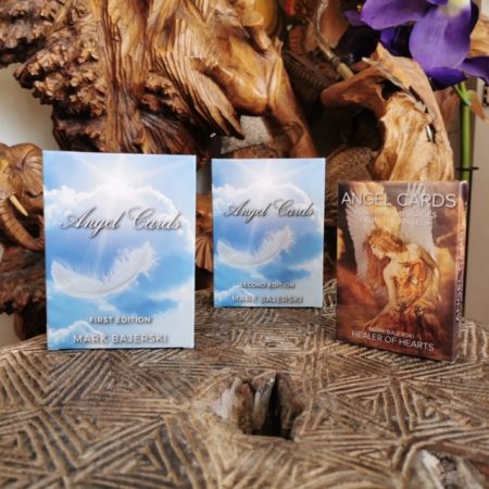 Complete Angel Card Set by Mark Bajerski
