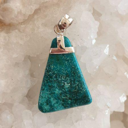 HQ Shattuckite Healing Crystal by Mark Bajerski