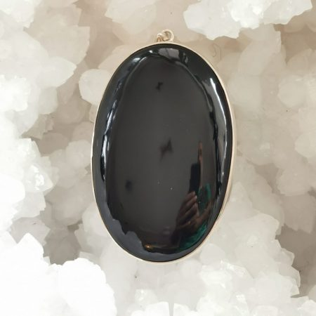 HQ Whitby Healing Crystal Pendant by Mark Bajerski