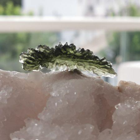 Museum Grade AAA Besednice Moldavite 5.7 grams