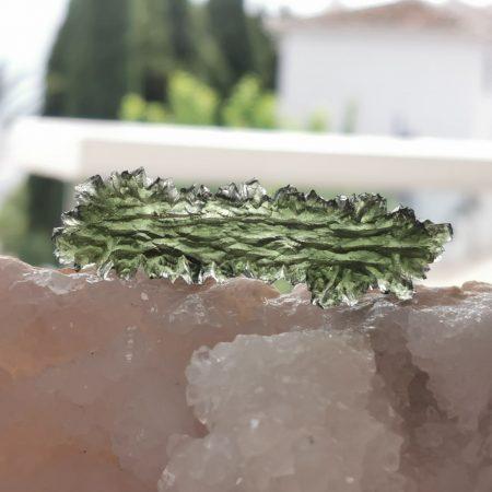 Museum Grade AAA Besednice Moldavite 10 grams