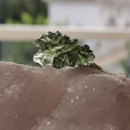 Museum Grade AAA Besednice Moldavite 3.40 grams
