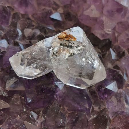 Herkimer Diamond Hand Held Crystal