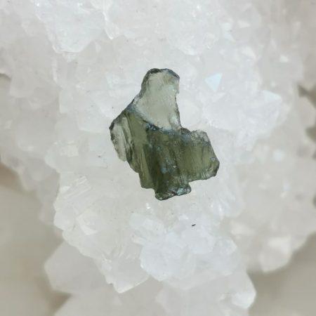 Moldavite Petite Slice from Chlum by Mark Bajerski