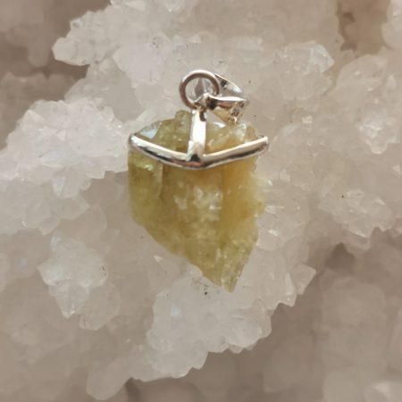 HQ Brazilianite Healing Crystal by Mark Bajerski