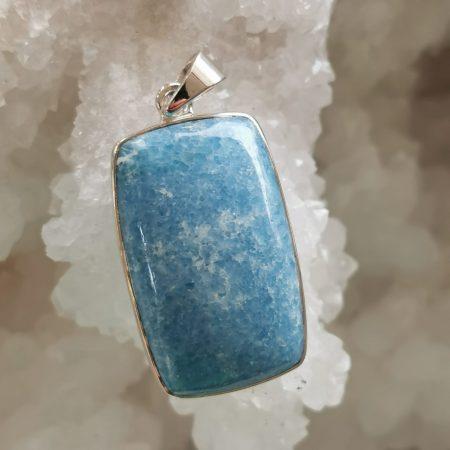 HQ Violan Healing Crystal Pendant by Mark Bajerski