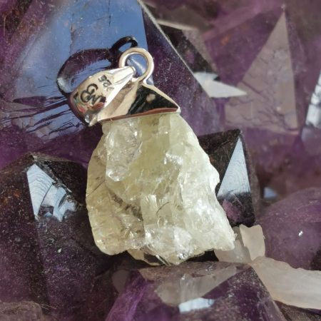 HQ Beryl Healing Crystal by Mark Bajerski
