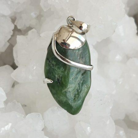 HQ Jade Healing Crystal by Mark Bajerski