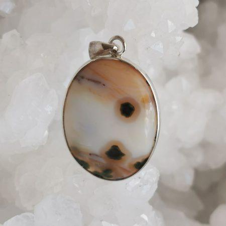 Jasper Healing Crystal by Mark Bajerski